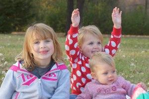 all 3 littles
